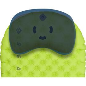 Sea to Summit Aeros Premium Pillow Regular, lime